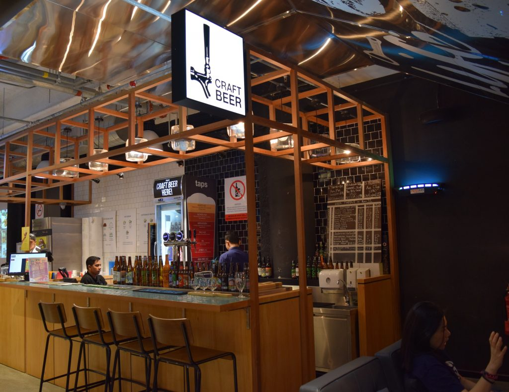 taps-beer-bar-ipc-shopping-centre