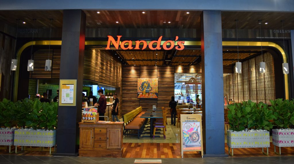 Nandos-IPC-Shopping-Centre
