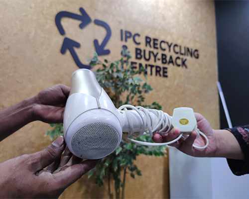 IPC Recycling Centre in Mutiara Damansara