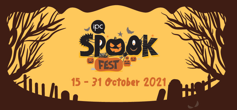 IPC Shopping Centre Spookfest